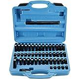 8milelake 50 Piece Custom Bush, Bearing, and Seal Driver Set...