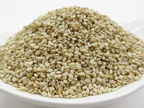 pikantum Bio Sesamsaat | 1kg | Sesamsamen | Sesamkörner | ungeröstet & ungeschält