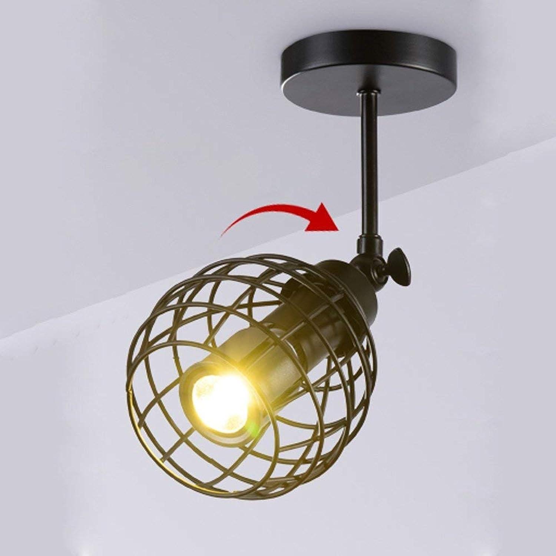 ● LED Deckensopt Modern Winkel einstellbar Design Deckenstrahler Deckenleuchte Deckenlampe Innen Beleuchtung Leuchte Eisen Lampe Store Wohnzimmer Schlafzimmer Flur Küche Bar Deckenbeleuchtung E27  1
