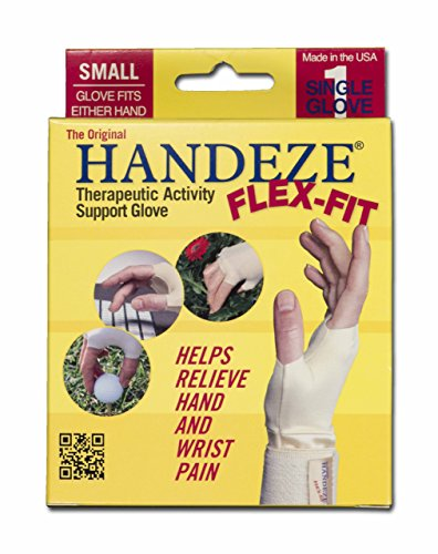 Handeze Flex-Fit Therapeutic Glove, Small, Size 4