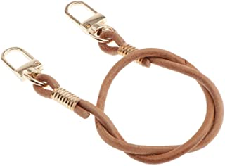 Prettyia Vintage Style Purse Handle Handbag Strap Leather Elite Workmanship Versatile 3 Colors