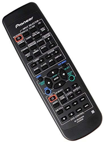 Pioneer XXD3039 Original-Fernbedienung VSX-D411 / D412 / D511 / D512 Receiver