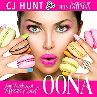 OONA: A Rivers End Romance Novella with a Touch of Magic audiobook cover art