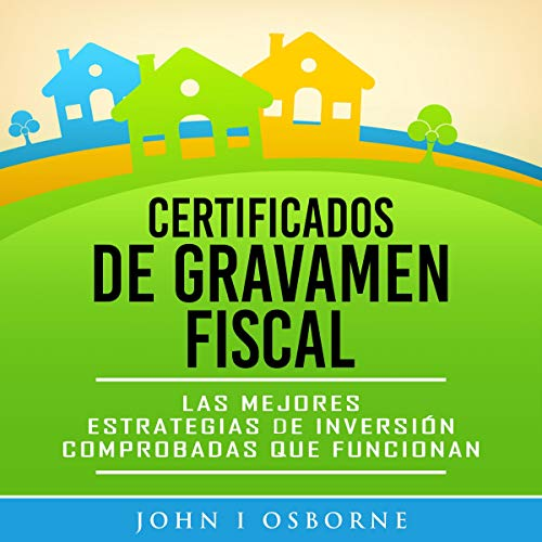 Certificados de Gravamen Fiscal [Tax Liens Certificates]  By  cover art