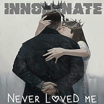 Never LoveD Me