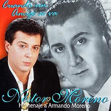 Homenaje a Armando Moreno