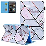 UGOcase for Kindle Fire HD 8 8th Generation 2018 Case,