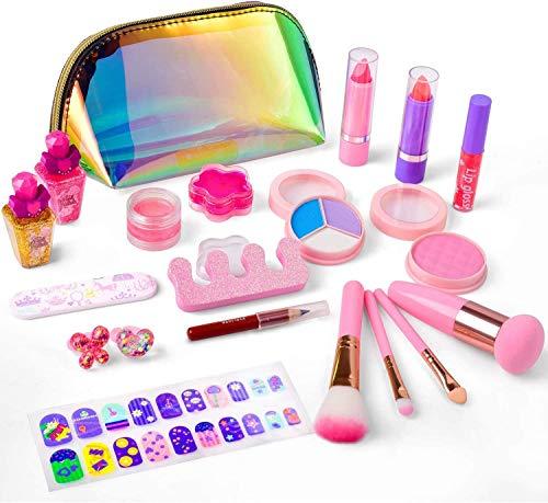 AstarX Ensemble de Maquillage pour Enfants 21 pièces...