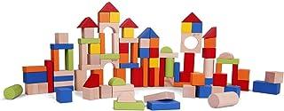 ITODA Jouet pour Enfant Jeu de Construction DIY Forme de Tuyau Bloc de Construction en Plastique Jeux Educatif Cr/éatif Multicolore Puzzle pour Enfants 3ans et Plus Cadeau danniversaire No/ël 100pcs