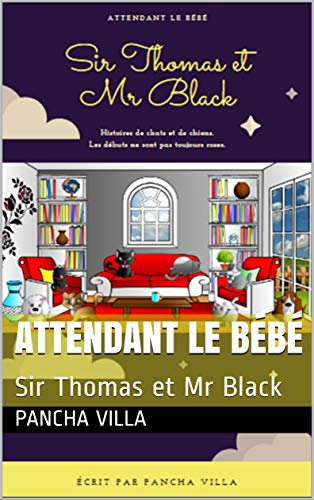 ATTENDANT LE BÉBÉ: Sir Thomas et Mr Black (French Edition)
