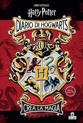 Diario di Hogwarts. Crea la magia. Libro ufficiale Harry Potter (J.K. Rowling's wizarding world)