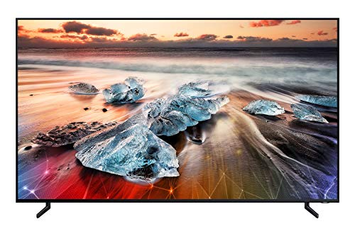 Samsung Q950R 189 cm (75 Zoll) 8K QLED Fernseher QE75Q950 (HDR 4000, 8K HD, HDR, Twin Tuner, Smart TV)