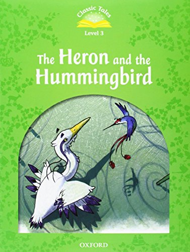 The Heron and the Hummingbird e-Book and Audio CD Pack [import allemand]