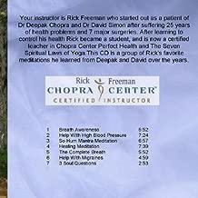 Favorite Chopra Center Meditations