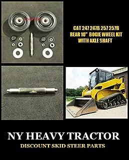 Caterpillar / Asv / Terex 2238398 Rear Bogie Wheel Kit 10
