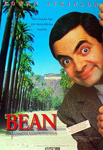 Bean - Der ultimative Katastrophenfilm - Filmposter A3 29x42cm gerollt