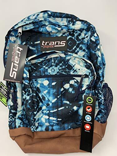 Trans by JanSport 17' Backpack - Indigo Shibori
