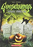 Goosebumps Triple Feature: Scarecrow Walks at Midnight / Attack of the Jack-O-Lanterns / The Headless Ghost