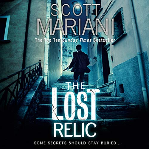 The Lost Relic cover art
