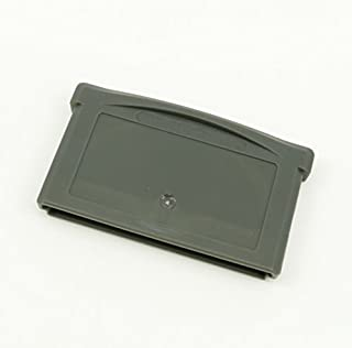 Game Cartridge Case Game Card Storage Box for Gameboy Advance GBA/GBA SP/GBM/NDS/NDSL with Screw (Gray)
