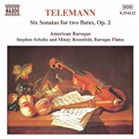 Six Sonatas for two Flutes, Op. 2 (1998-05-12)