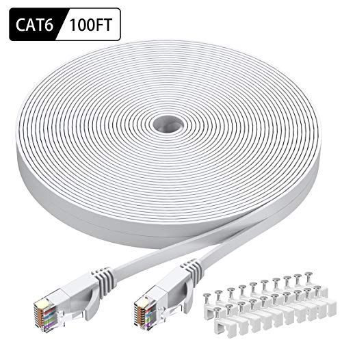 100 feet cat6 - 7