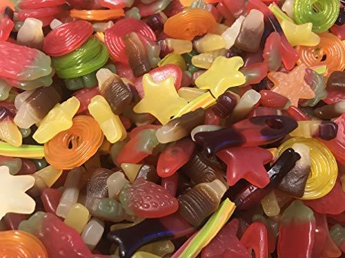 Haribo Vegetarian Jelly Gummy Sweet Assortment 1kg