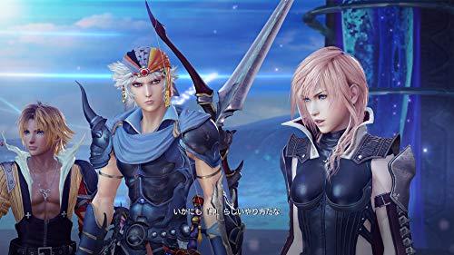 ディシディアファイナルファンタジーNT-PS4