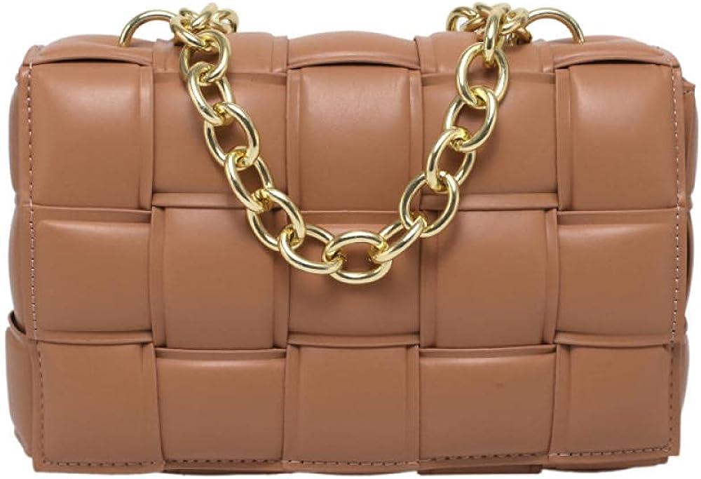 Metal Chain Crossbody wholesale Bags for Luxury Women Designer Handbag Charlotte Mall Whi