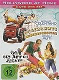 Celentano : Der gezähmte Widerspenstige / Gib dem Affen Zucker - 2 DVD Set - Adriano Celentano