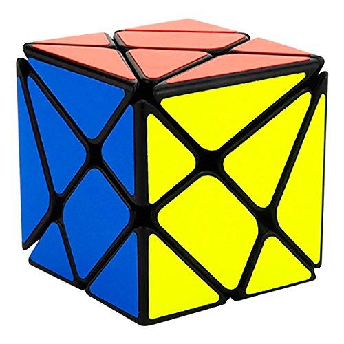 EASEHOME Pescado Speed Magic Puzzle Cube, FishRompecabezas C