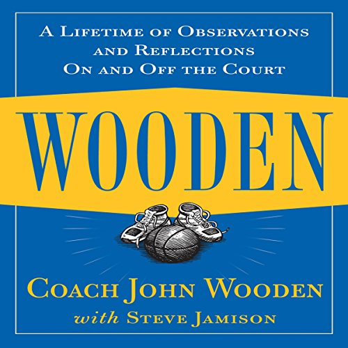 Wooden audiobook cover art