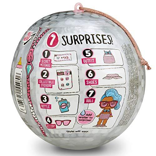 L.O.L. Surprise! Surprise-LLU40000 Bling-Modèles aléatoires, LLU58, Multicouleur