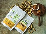 The Divine Foods   Turmeric Powder   Organic   High Curcumin (250 gm)