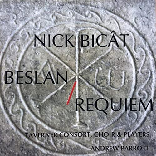Nick Bicat, Andrew Parrott, Taverner Consort, Taverner Choir & Taverner Players