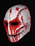 tripple_777 Full Face Airsoft Mask Gift Present Halloween Costume Cosplay BB Gun Paintball paranoi MA01