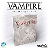 Modiphius Vampire The Masquerade: 5th Edition Core Rulebook Deluxe Alternate Cover - English, 55882
