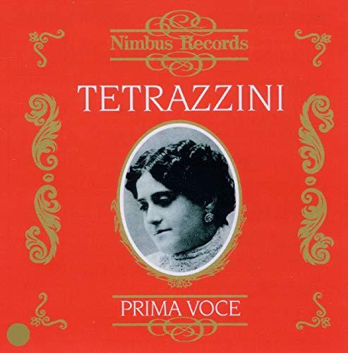 NIMBUS RECORDS, TETRAZZINI, PRIMA VOICE