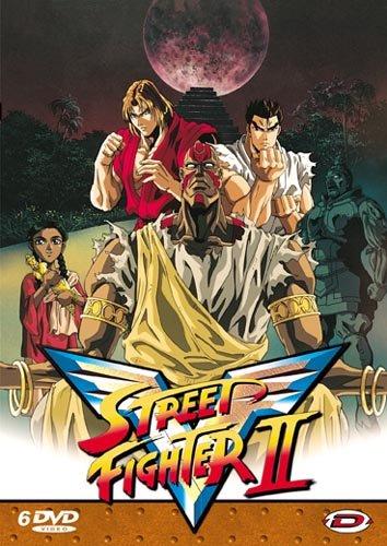 Street Fighter II V-Intégrale