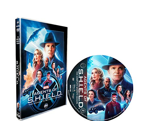 Agents of S.H.I.E.L.D: The Final Mission (Season 7) (DVD) (DVD)