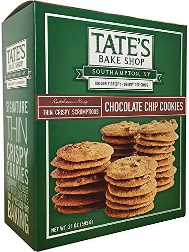 Tate's Bake Shop Uniquely Thin Choc Crispy Signature Manufacturer OFFicial shop Craft-Baked excellence