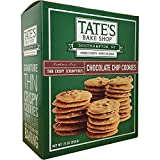 Tate's Bake Shop Uniquely Thin Crispy Signature Craft-Baked Chocolate Chip Cookies - 21 oz.