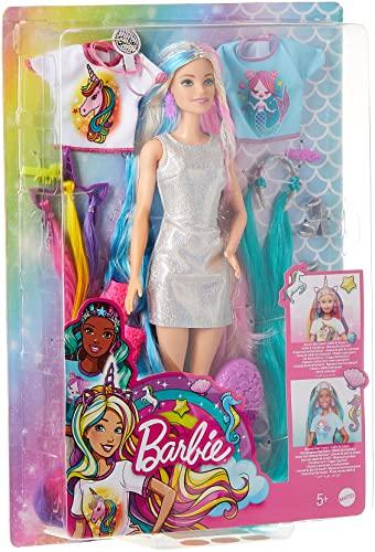 Mattel GmbH -  Barbie Fantasy Hair