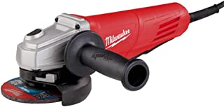 Milwaukee AG12-115X 220v 115mm Angle Grinder, 1200W, protector motor, integrated fixtec, paddle switch