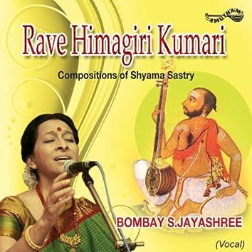 Rave Himagiri Kumari