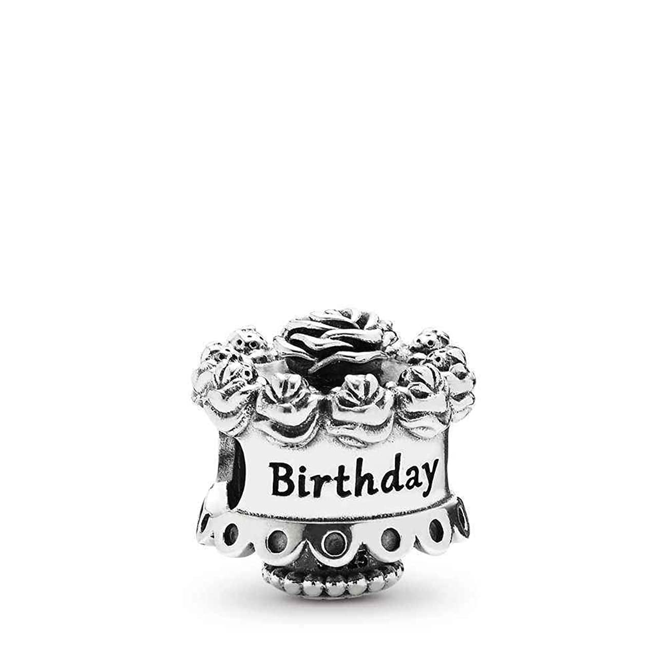 Pandora Women's 791289 Happy Birthday Charm