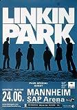 Linkin Park - New Dividen, Mannheim 2008 »