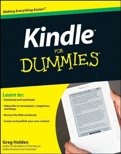 Kindle (TM) 2 For Dummies (R)