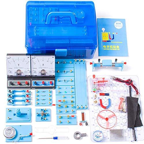 Modelo De Ciencia Educativa Kit De Circuito Eléctrico Interruptor De Línea Conductora...