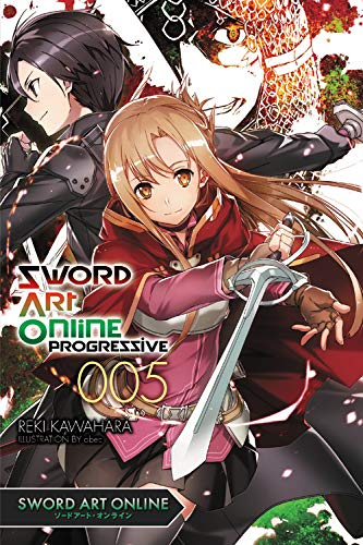 Sword Art Online Progressive 5 (light novel): Sword Art Online Progressive, Vol. 5 (light novel)